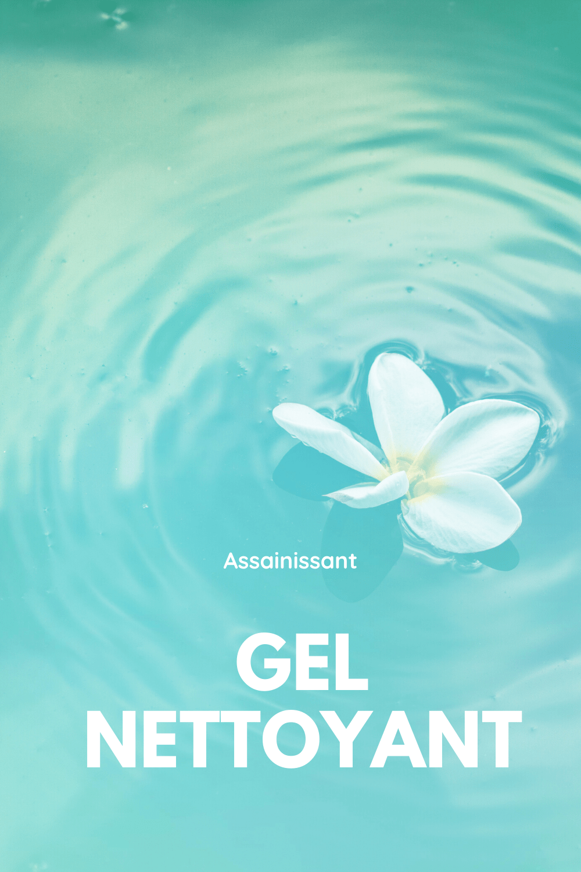 gel nettoyant - acné