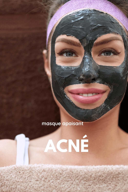 masque acné traitement